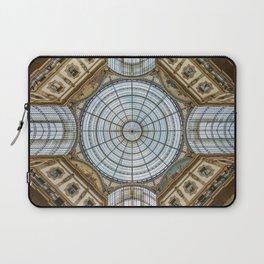 Ceiling of the Galleria Vittorio Emanuele II, Milan Laptop Sleeve