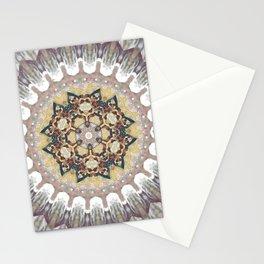 Cosmic Reflection Mandala Stationery Cards