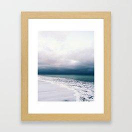 Capo Beach OC Framed Art Print