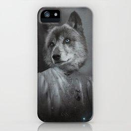coeur de louve iPhone Case