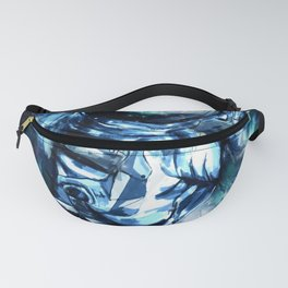 To the moon and back Fanny Pack