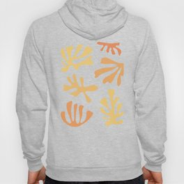 Sunshine-Coloured Cut-Outs Hoody