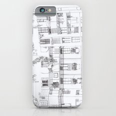 Algún lloc aprop del carrer Comtal iPhone 6s Slim Case