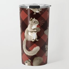 Squirreling Travel Mug