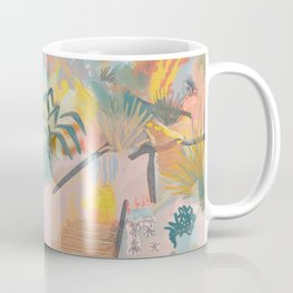 Climb Up Coffee Mug