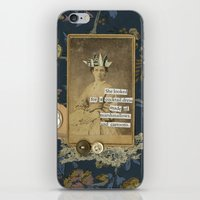 cartoons iPhone & iPod Skins featuring marshmallows and cartoons by jotjoy