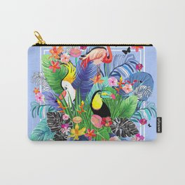 Tropical Paradise 002 Carry-All Pouch