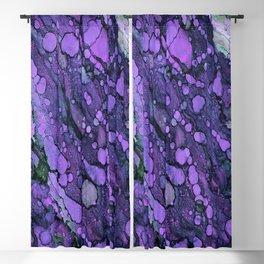 Purple River Blackout Curtain