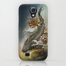 Koi and Lotus Galaxy S4 Slim Case