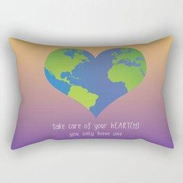 hEART(H) Rectangular Pillow