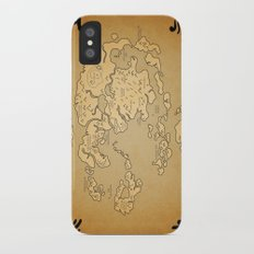 Avatar Last Airbender Map Slim Case iPhone X