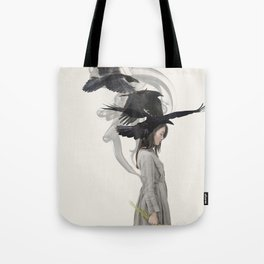 The Wicker Woman Tote Bag