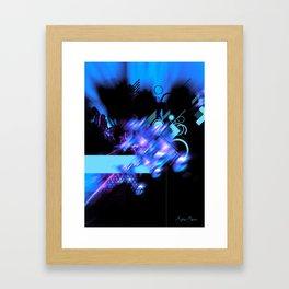 Sexy Blur Framed Art Print
