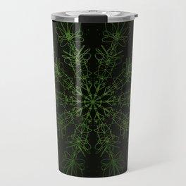 green sun Travel Mug