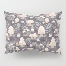 Forest Gnomes Pillow Sham