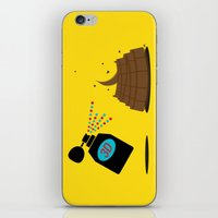 3d iPhone & iPod Skins featuring 3D by Viktor Hertz