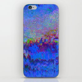 08-20-13 (Skyline Glitch) iPhone Skin