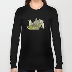 Dog Buffet Long Sleeve T-shirt