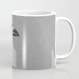 Raven Grey Coffee Mug