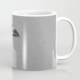 Raven Grey Coffee Mug
