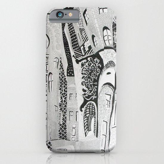 Sleepy kaleidoscope iPhone & iPod Case