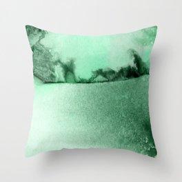 A Serene Life 1F - by Kathy Morton Stanion Throw Pillow