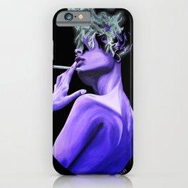 Carelessly Introspective iPhone Case