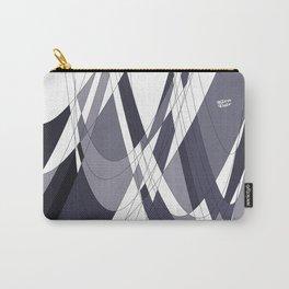 Intertwined #minimal #design #kirovair #decor #buyart Carry-All Pouch