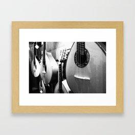 Portuguese soul Framed Art Print