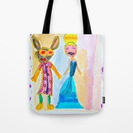 Masqueraders Tote Bag