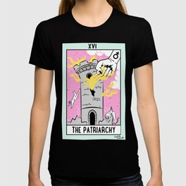 The Cards Say Smash the Patriarchy T-shirt
