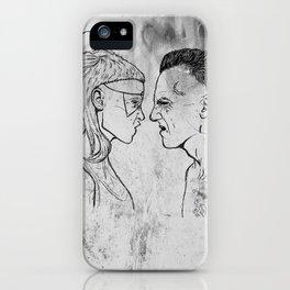Yolandi & Ninja iPhone Case