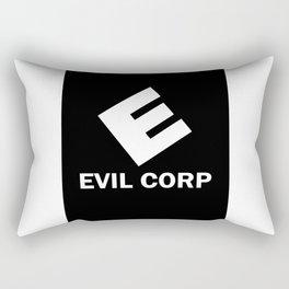 Evil Corp Rectangular Pillow