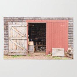 Ross Farm Museum Rug