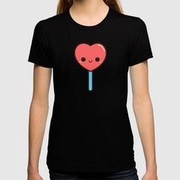 Cute heart lollipop T-shirt