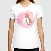 sassy T-shirts featuring Sassy Kisses by Petite Passerine