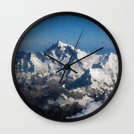 Landscape 08.01 Wall Clock