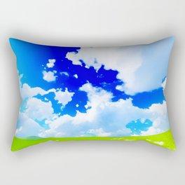 Anime Sky 3 Rectangular Pillow