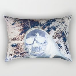 Neon Underworld Rectangular Pillow