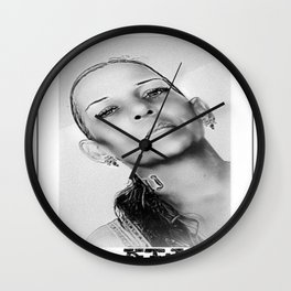KTJ's Candy 01-02  Wall Clock
