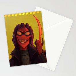 Thrax Stationery Cards