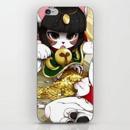 J A C K P O T iPhone Skin