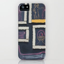 Ain't No Monkey iPhone Case