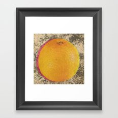 Nature's Thumbprint #2 Framed Art Print