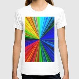 Spectrum - Fractal Art T-shirt