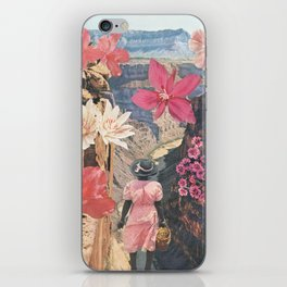 Desert Blooms iPhone Skin