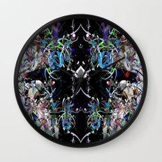 Blending modes Wall Clock