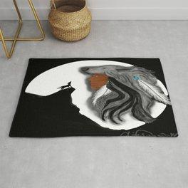 Coyote Moon Rug