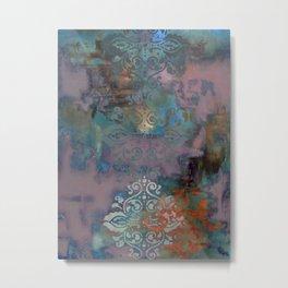 Gilf Kebir Metal Print
