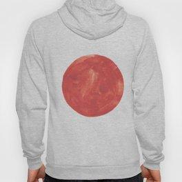 23    | 200130 | Circle | Moon | Watercolor Painting |  Watercolor Art | Minimalism | Minimalist Art Hoody